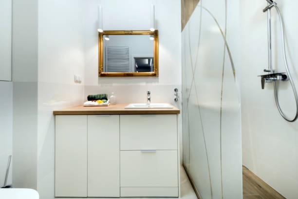 Aménagement d'une petite salle de bain fonctionnelle